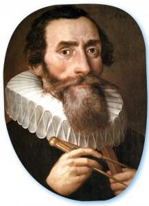 Мал. 1. Й. Кеплер