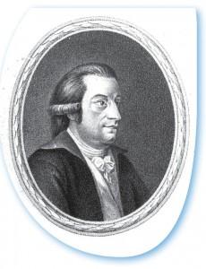 Мал. 5. Франц Ксавер фон Цах