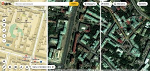 "Карти ""Яндекс"""