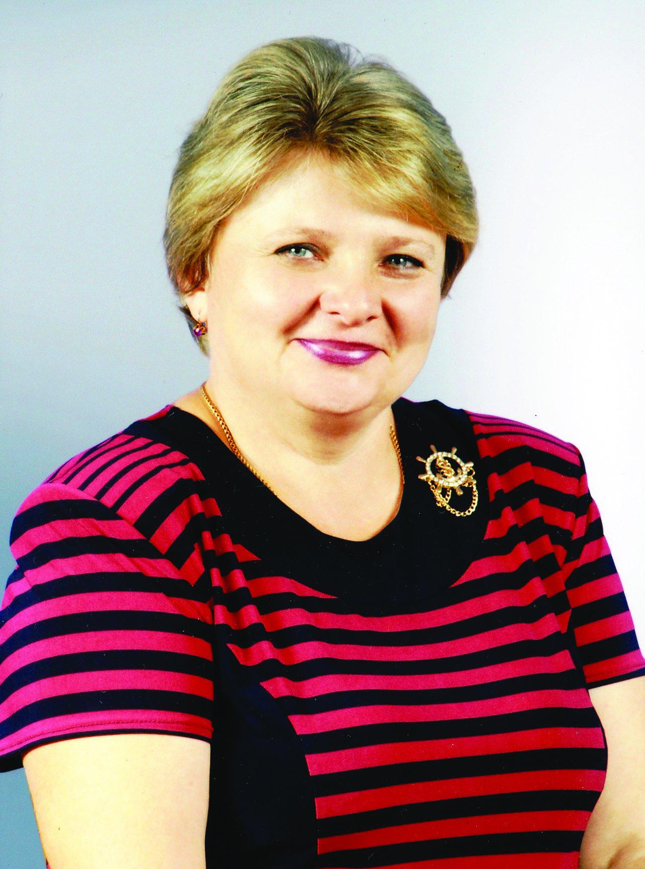 Світлана Безручкова