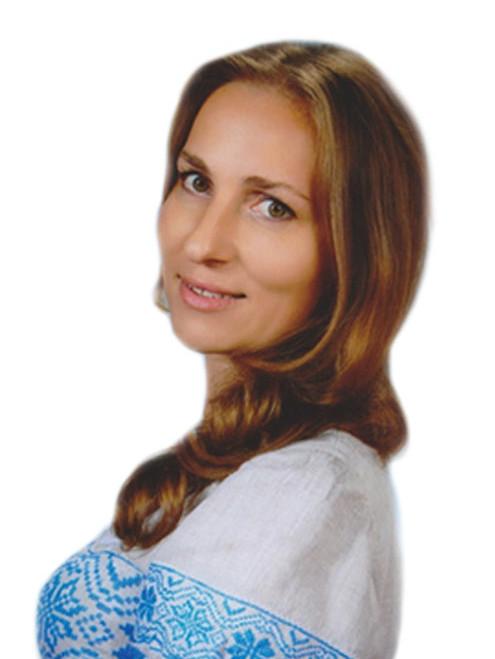 Костюченко Наталія Юріївна