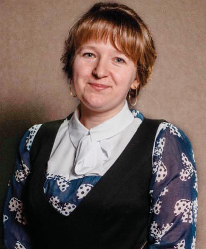 Валентина Микитюк