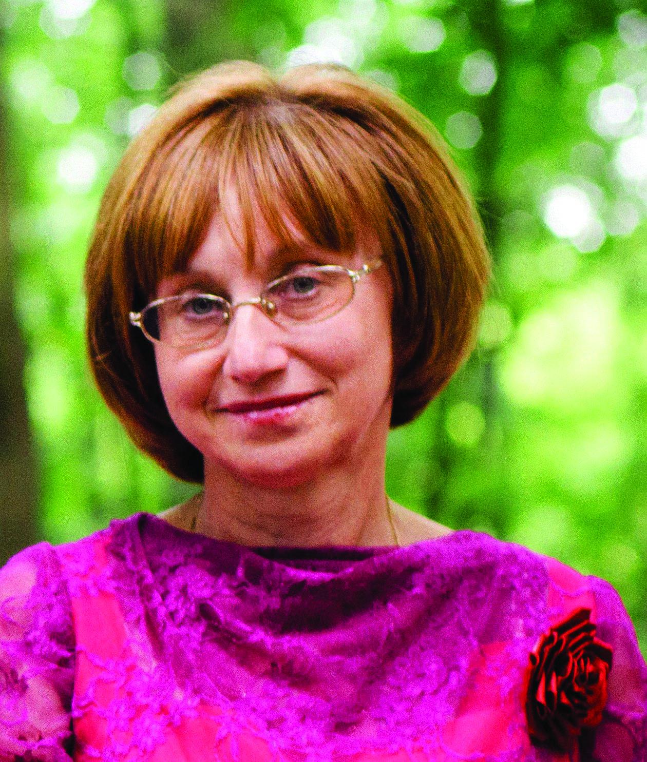 Марина Веселова